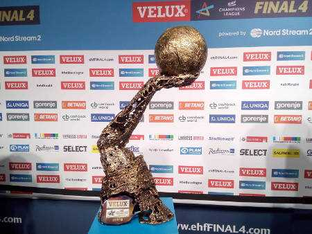 Handball VELUX EHF FINAL4 Champion Pokal - Foto: SPORT4FINAL