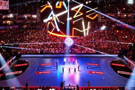 Handball VELUX EHF Final4 Lanxess Arena 2019 - Foto: EHF / Heimken, Hocevar, Lämmerhirt, Stadler