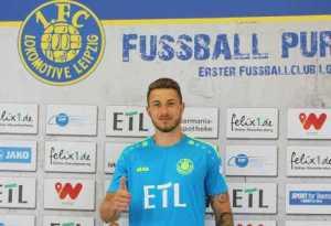 Lukas Kycek - Foto: 1. FC Lok Leipzig