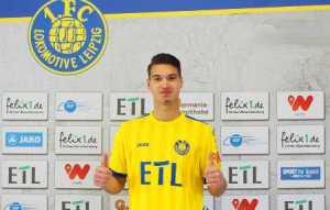 Marcel Wagner - Foto: 1. FC Lok Leipzig