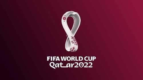 FIFA Fußball WM 2022 Katar Emblem - Copyright: FIFA