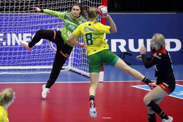 Handball WM 2019 Japan - Deutschland vs. Australien - Foto: IHF