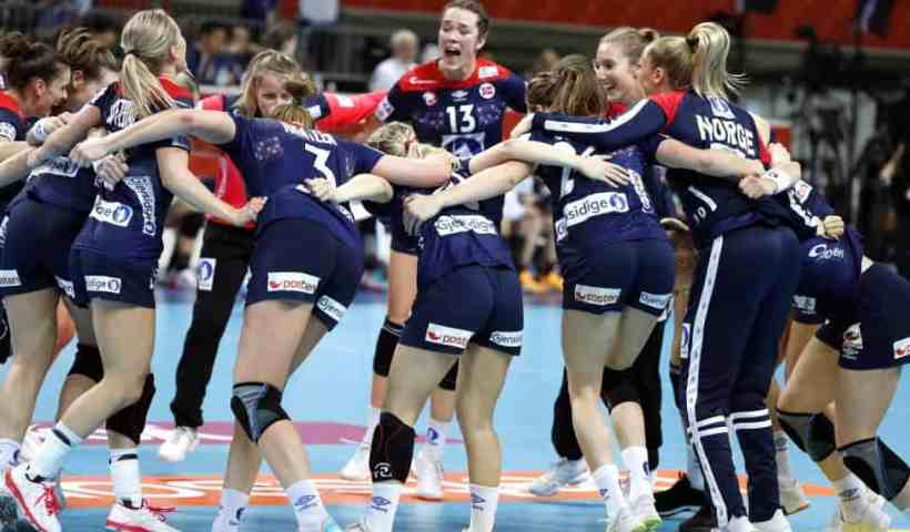 Handball WM 2019 - Deutschland vs. Norwegen - Copyright: IHF