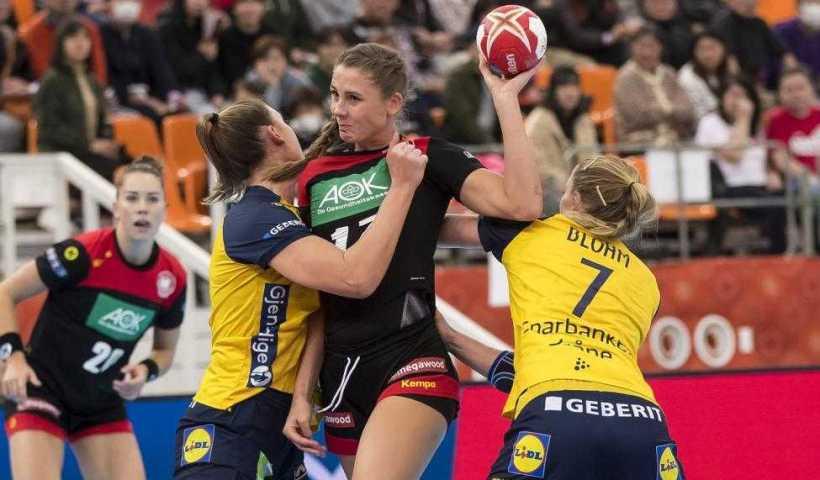 Handball WM 2019 - Deutschland vs. Schweden - Copyright: IHF
