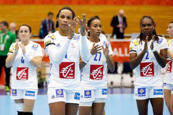 Handball WM 2019 - Frankreich vs. Brasilien - Foto: FFHandball / S. Pillaud