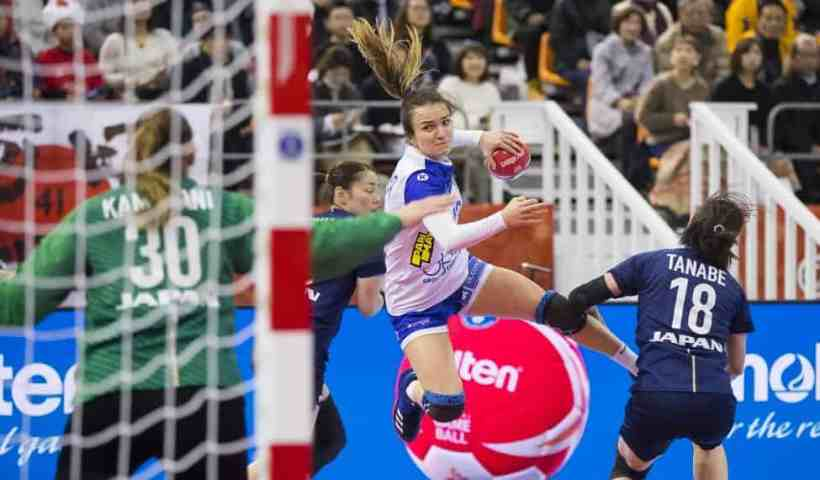 Handball WM 2019 - Russland vs. Japan - Copyright: IHF