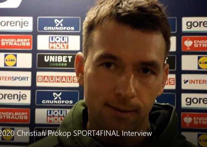 Handball EM 2020 - Christian Prokop - Copyright: SPORT4FINAL