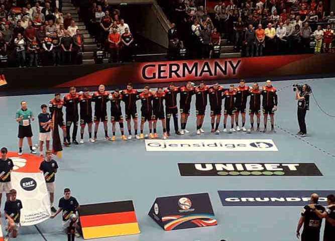 Handball EM 2020 - Team Deutschland vs Österreich - Copyright: SPORT4FINAL