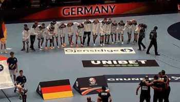 Handball EM 2020 - Team Deutschland vs. Tschechien - Copyright: SPORT4FINAL