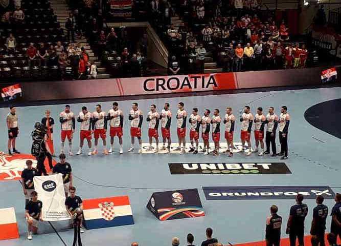 Handball EM 2020 - Team Kroatien vs Tschechien - Copyright: SPORT4FINAL