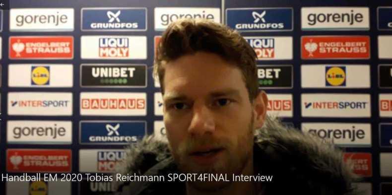 Handball EM 2020 - Tobias Reichmann - Copyright: SPORT4FINAL