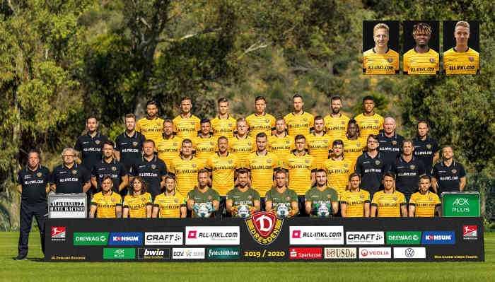 Dynamo Dresden – Fußball Bundesliga Saison 2019-2020