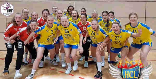 HC Leipzig - Handball 2. Bundesliga - Foto: HC Leipzig