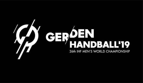 Handball WM 2019 Deutschland Dänemark Logo – DHB – Foto: Max Menning / DHB