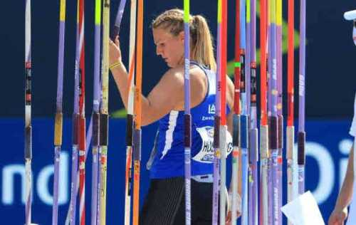 Christin Hussong - Leichtathletik DM 2020 - Foto: © Theo Kiefner