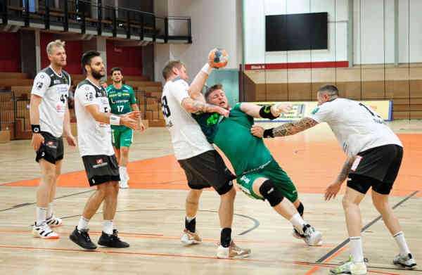SC DHfK Leipzig vs. HC Elbflorenz Dresden - Foto: Daniel Stefan