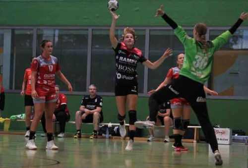 TuS Metzingen vs. HSG Bensheim/Auerbach im Testspiel - Foto: TuS Metzingen