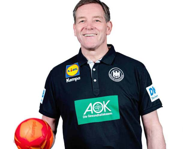 Alfred Gislason – DHB – Deutschland – Handball – Bundestrainer – Foto: Sascha Klahn/DHB
