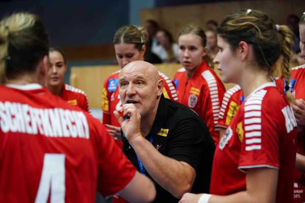 Herbert Müller - Handball Österreich Teamchef - Copyright: ÖHB-Agentur DIENER-Eva Manhart