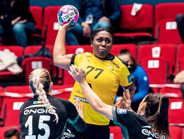 Handball DELO EHF Champions League - CSM Bukarest vs. HC Rostov-Don - Foto: HC Rostov-Don