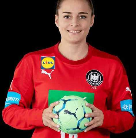 Handball EM 2020 - Dinah Eckerle Deutschland - Foto: Sascha Klahn/DHB