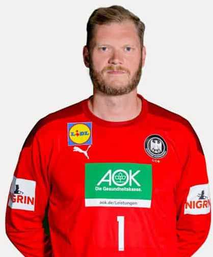 "Johannes Bitter - DHB Deutschland Handball - DHB Bildportal ""Foto: Sascha Klahn/Linda Peloso/DHB"""