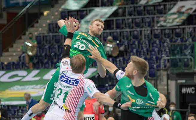 Handball Bundesliga: SC DHfK Leipzig vs. SC Magdeburg am 29.11.2020 - Foto: Karsten Mann