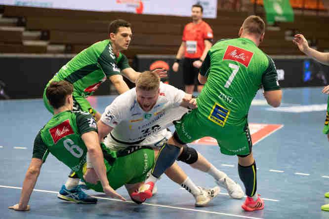 GWD Minden vs. SC DHfK Leipzig - Foto: Klaus Trotter