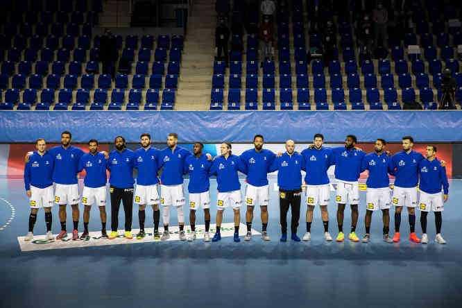 Handball EM 2022 Qualifikation - Frankreich (im Bild) vs. Serbien - Copyright: FFHANDBALL / J.SCHLOSSER