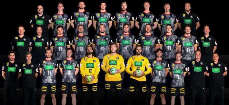 Handball Olympia Qualifikation - DHB Team - Deutschland - Copyright: Sascha Klahn / DHB