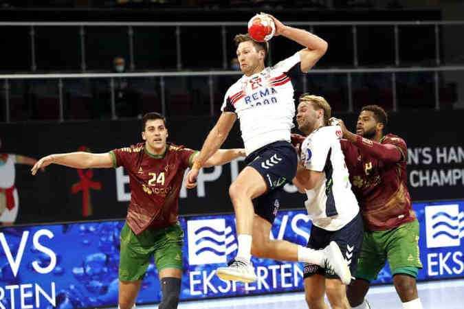 Handball WM 2021 Ägypten - Norwegen vs. Portugal - Copyright: © IHF / Egypt 2021