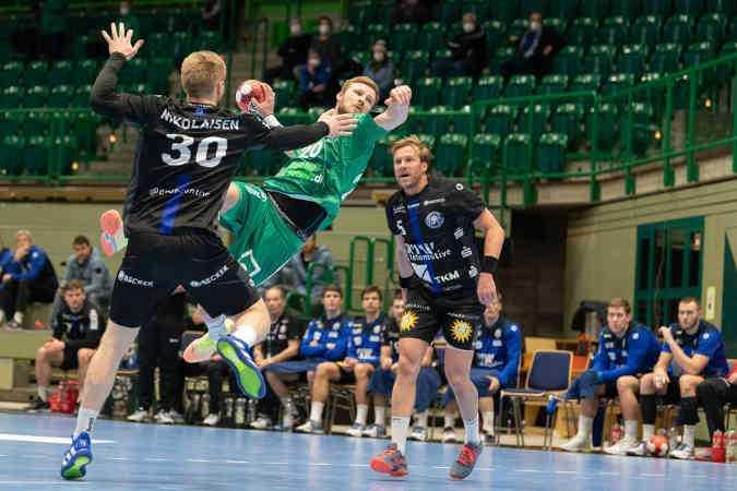 Handball Bundesliga: Bergischer HC vs. SC DHfK Leipzig - Foto: Klaus Trotter