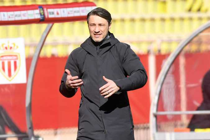 Niko Kovac - AS Monaco - Copyright Quelle: Imago