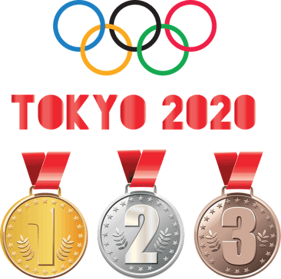 Olympia Tokio 2020 Handball - Copyright: https://pixabay.com/de/illustrations/olympische-ringe-olympische-medaillen-4774237/ - Lizenz: Pixabay Licence. Bild von Please Don't sell My Artwork AS IS auf Pixabay.
