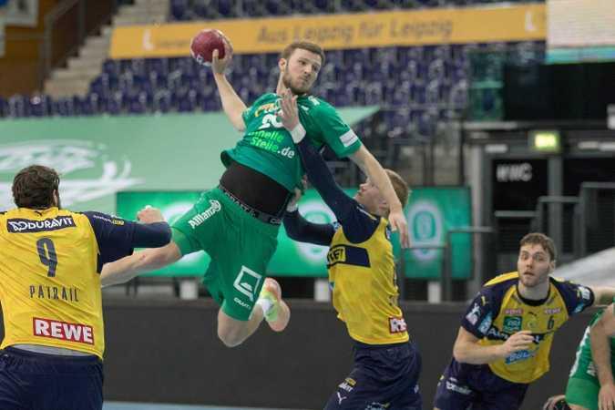 Handball Bundesliga - SC DHfK Leipzig vs. Rhein-Neckar Löwen - Foto: Karsten Mann