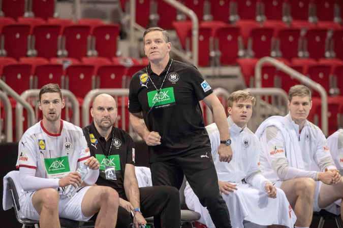 Alfred Gislason - Handball DHB Deutschland - Copyright: Imago