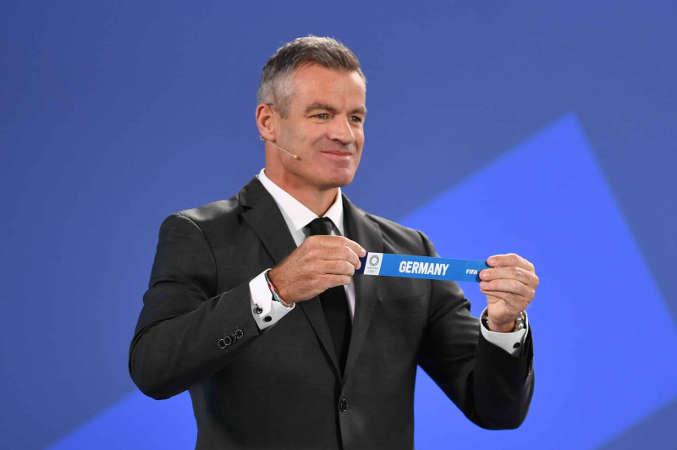 Olympia Tokio 2020 - Fußball FIFA Auslosung - Copyright: FIFA