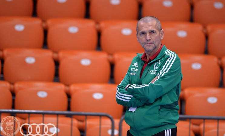 Handball Ungarn - Gabor Danyi - Copyright: Györi Audi ETO KC