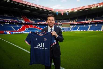Lionel Messi - Copyright: Paris Saint-Germain