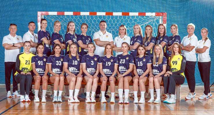 CSKA Moskau - Handball Russland und EHF Champions League Saison 2021-2022 - Copyright: CSKA Moskau