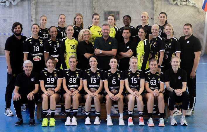 HC Rostov-Don - Handball Russland und EHF Champions League Saison 2021-2022 - Copyright: HC Rostov-Don