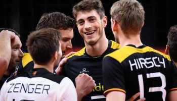 Volleyball EM 2021 - Team Deutschland Männer - Copyright: Imago (über SPORT1)