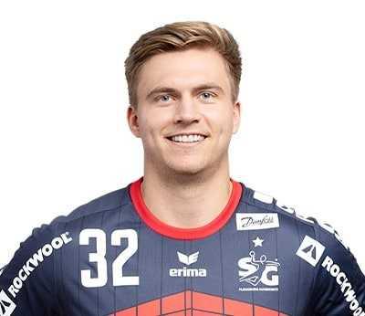 Franz Semper - SG Flensburg-Handewitt - Handball Bundesliga und EHF Champions League Saison 2021-2022 - Copyright: SG Flensburg-Handewitt