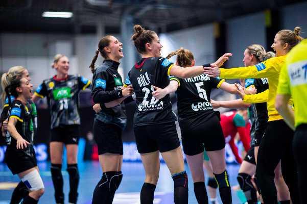 Handball EM 2022 Qualifikation - Deutschland DHB Frauen - Copyright: Imago (über SPORT1)