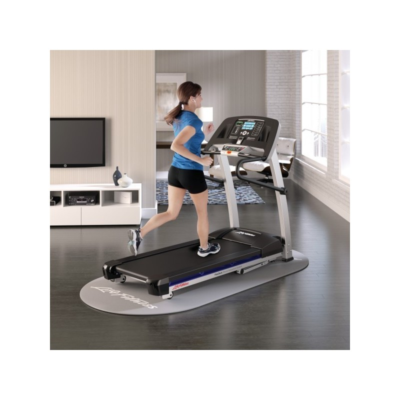 life fitness tapis de course f1 smart
