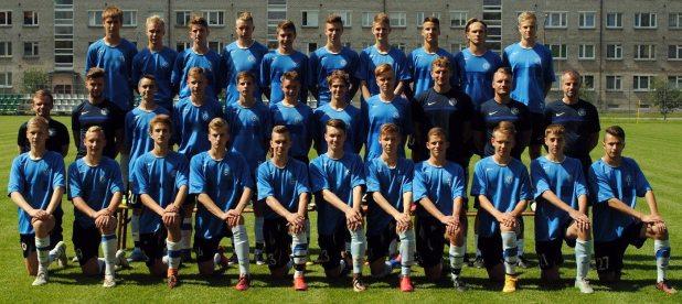 Сборная Эстонии U-17