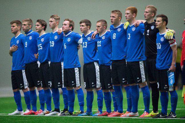 Сборная Эстонии U-21