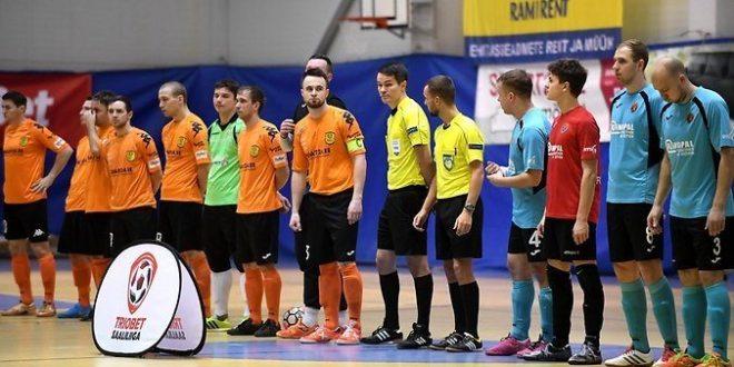 Triobet saaliliiga - Narva United FC vs Tallinna FC Rinopal