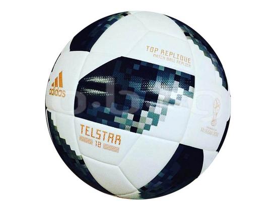 Официальный мяч чемпионата мира 2018 в России – Telstar