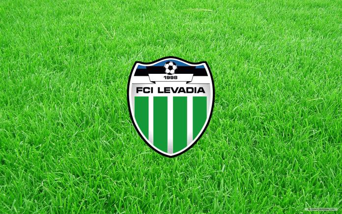 Логотип ФКИ Левадия Таллин